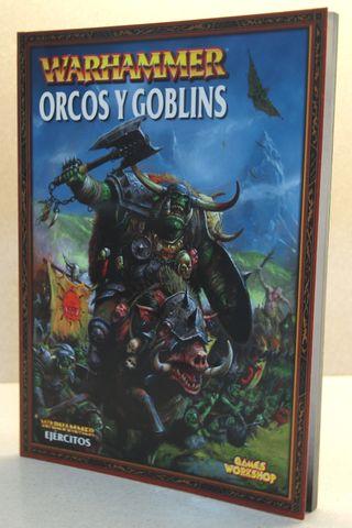 Codex Orcos y Goblins 7ª edición Warhammer Orkos