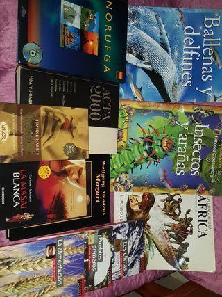 Libros lectura Español, Cultura y animales