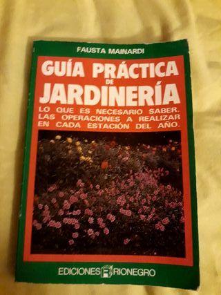 Libro Guía práctica de jardinería