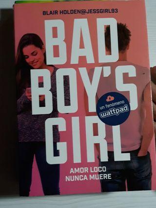 libro bad boys girl