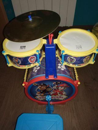 batería infantil