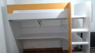 Dormitorio De Nina De Segunda Mano En Wallapop - Dormitorio-de-nios