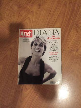 Revista match (compañia quebrada) especial diana