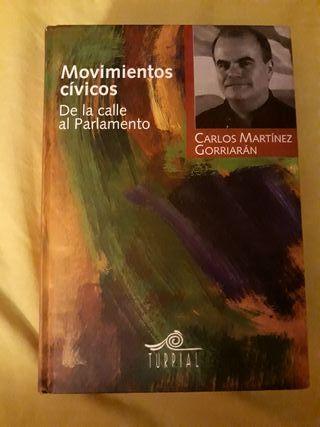Libro Movimientos Cívicos (ARTÍCULO NUEVO)