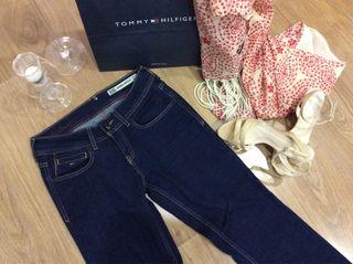 Pantalones Tommy Hilfiguer