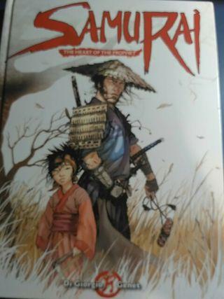 "Samurai. ""The Heart of the Prophet"" Titan comics"