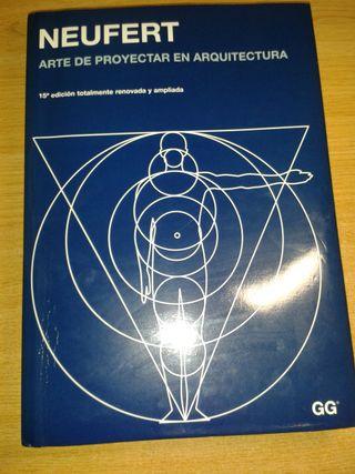 Neufert - Arte de Proyectar en Arquitectura - 15ª
