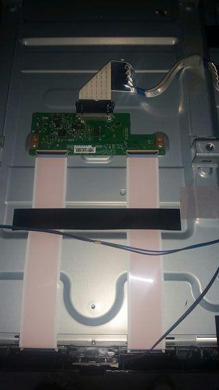 placa t-con de tv LG 43lh5100
