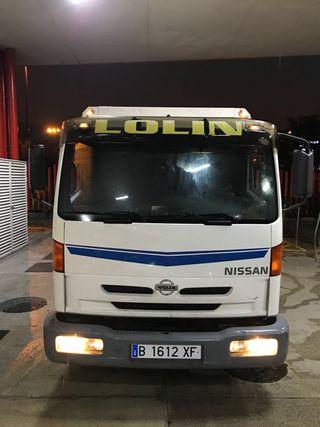 Camión isotérmico Furgoneta isotérmica