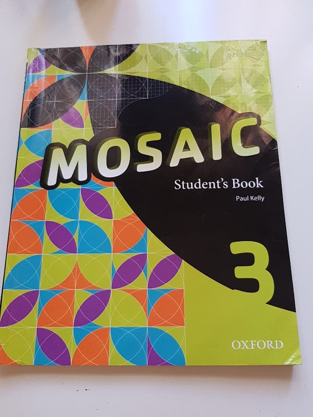 Libro texto Inglés 3 ESO