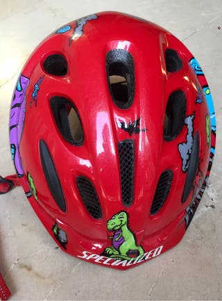 Casco infantil Specialized