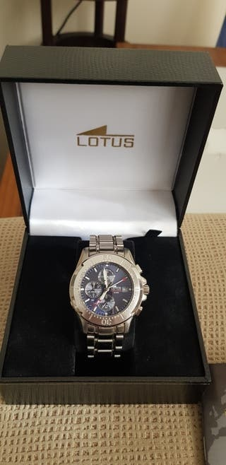 Reloj original Lotus cronograf
