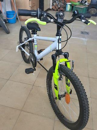 Bicicleta BTT Niño o Niña