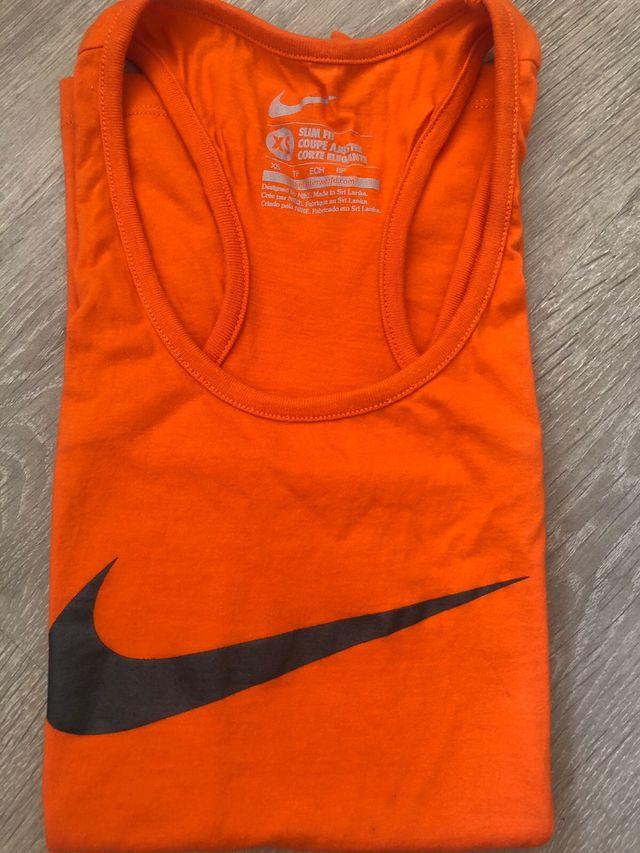 Camiseta Nike S original