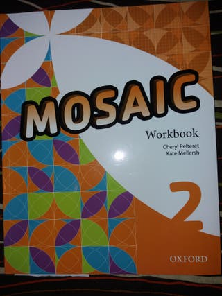 Mosaic Workbook 2° Eso. Nuevo