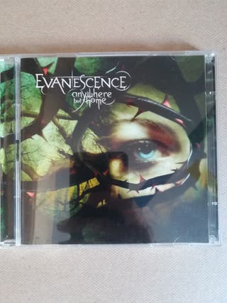 "CD EVANESCENCE ""ANYWHERE BUT HOME"""