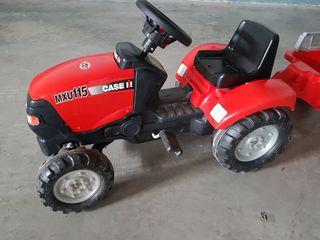 Por € Juguete Wallapop Tractor 80 Case Saron Ipzukx En Segunda Mano De dxBrCtsQh