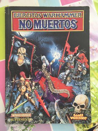 Libros codex warhammer condes vampiro
