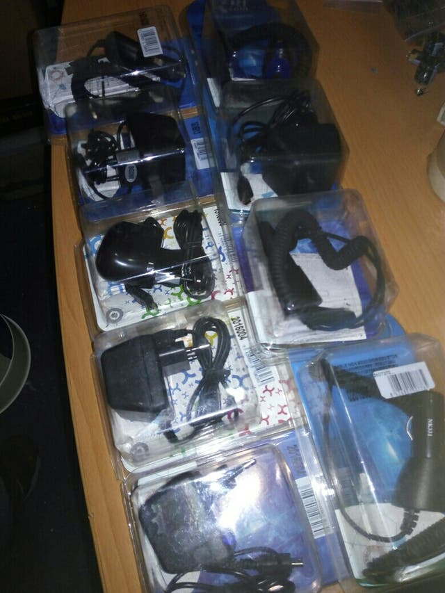 Cargador Sony Nokia LG Samsung Blackberry