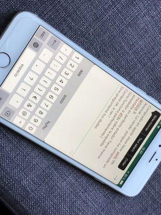 Iphone 6 plus 128GO !