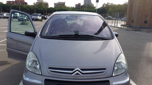 Citroen Grand C4 Picasso 2005