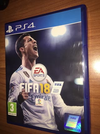 FIFA 18 PS4 (Play Station 4)