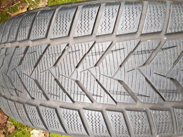 4 ruedasinvierno VRDESTEIN /22545 /R19 casi nuevas