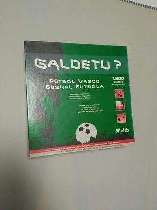 juego de mesa- Fútbol vasco