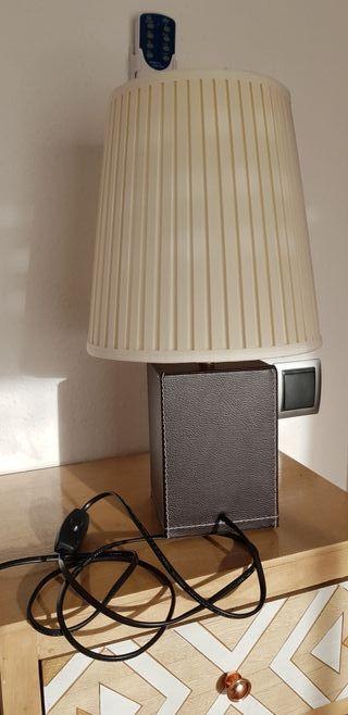 lámpara de mesita de noche