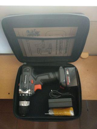 Destornillador/taladro a bateria 21v NUEVO