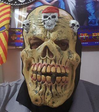 máscaras para hallowen