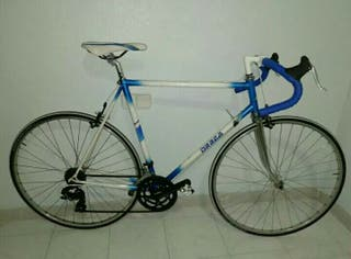 bicicleta carretera orbea modificad + piezas origi