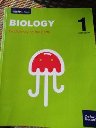 libro primero ESO