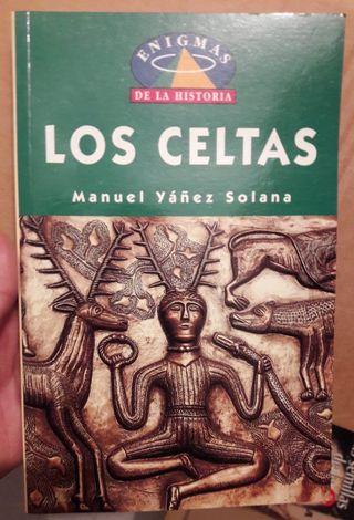 Libro Los Celtas de Manuel Yáñez Solana