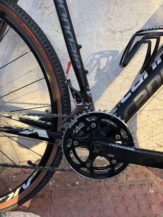 Cannondale superx ultegra carbono gravel