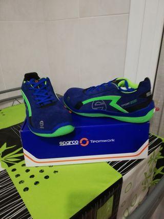 zapatos sparco nuevos