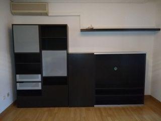 Mueble sal n tv aparador de gran almacenaje de segunda mano por 100 en madrid en wallapop - Muebles segunda mano madrid particulares ...