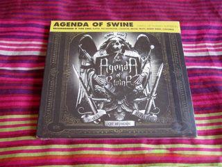CD Agenda Of Swine - Waves Of Human Suffering
