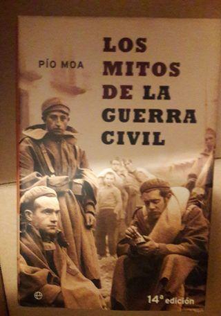 Libro Los Mitos de la Guerra Civil