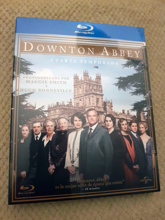 Downton Abbey - Temporada 4 - Blu-Ray de segunda mano por 10 € en ...