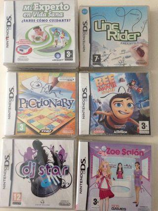 Juegos nuevos Nintendo ds