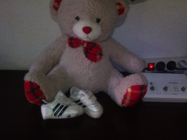 bd2fcbfc30843 Zapatillas Adidas recien nacido de segunda mano por 3 € en Mérida en ...
