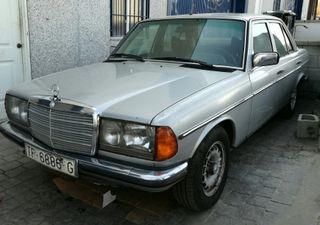Mercedes-benz Clase E 1977