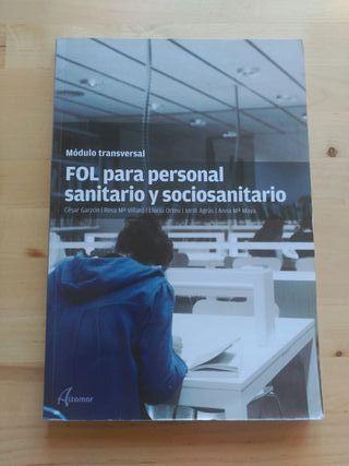 Libro FOL para personal sanitario y sociosanitario