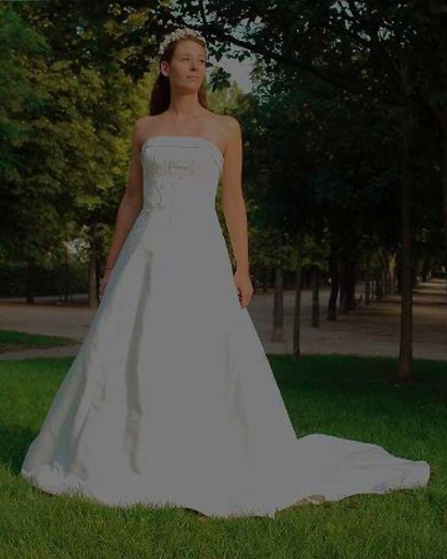 vestido de novia exclusivo de austria de segunda mano por 340 € en