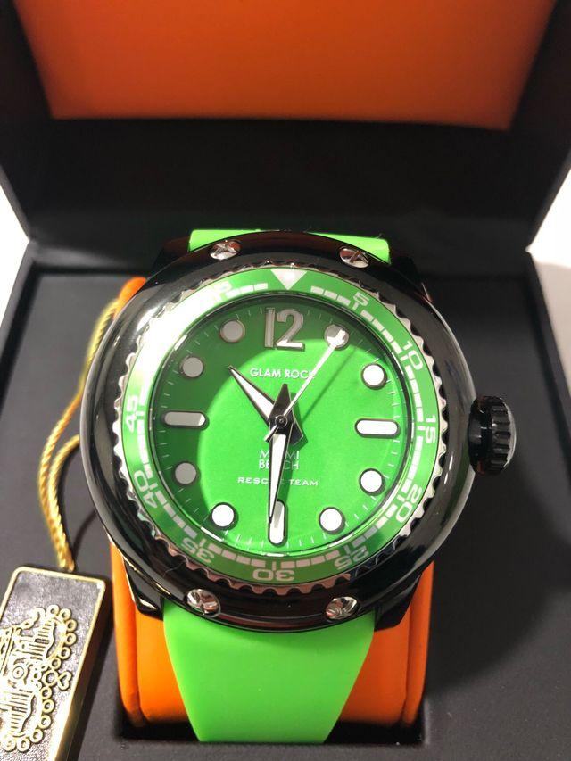 Reloj caballero Glam Rock