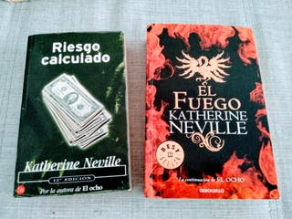 libros Katherine Neville