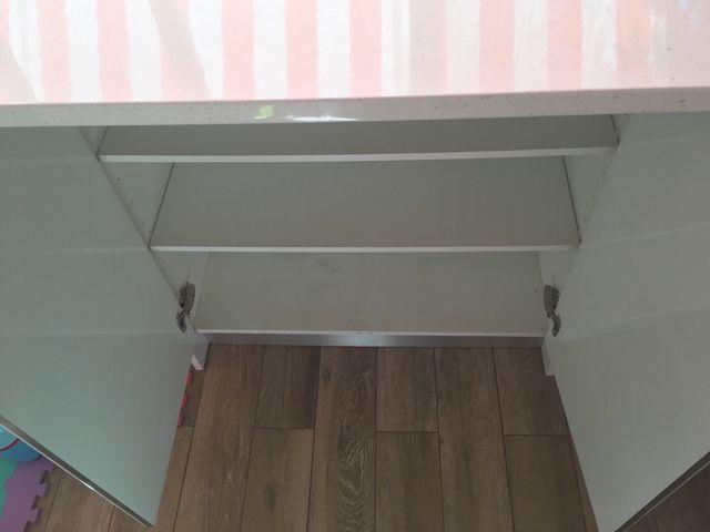 Mueble de cocina o salón con barra de segunda mano por 250 € en ...