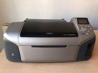 Impresora color tinta
