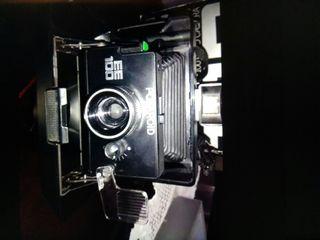 cámara fotos Polaroid vintage